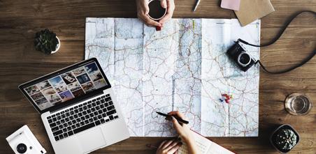 Descubre el TOP 5 de influencers de viajes en España