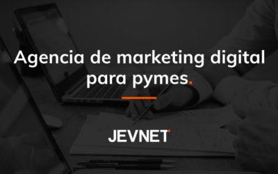 Agencia de marketing digital para pymes