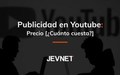 Publicidad en YouTube: precio