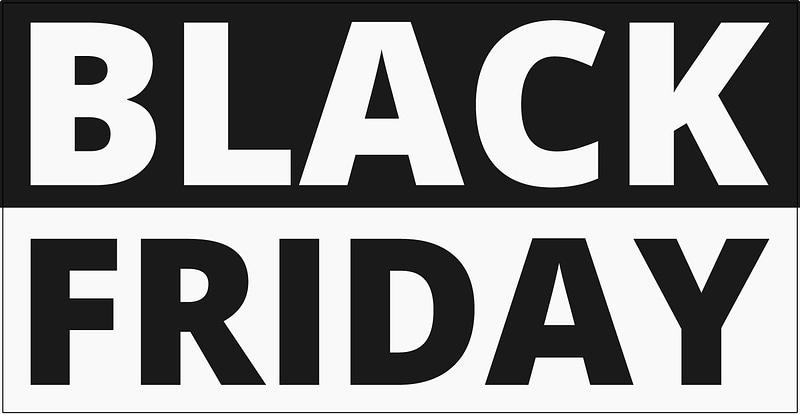 black friday marketing digital logo