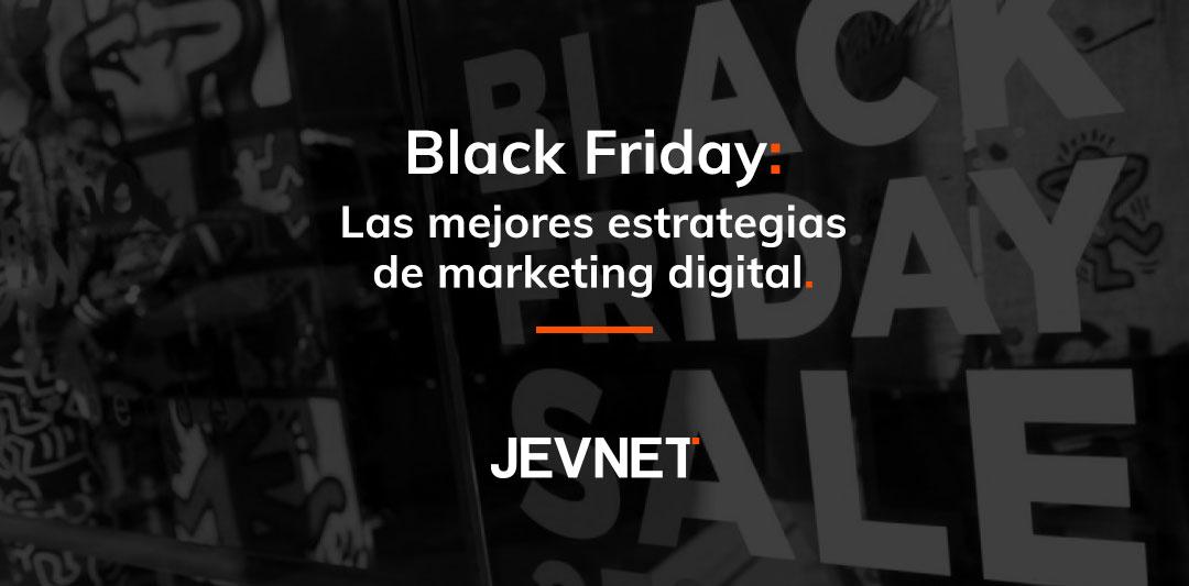 Black friday mejores estrategias marketing digital
