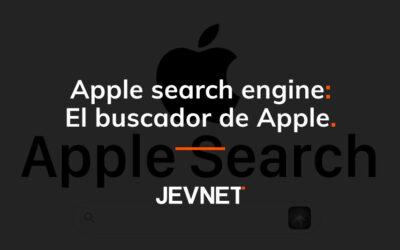 Apple search engine: el buscador de Apple