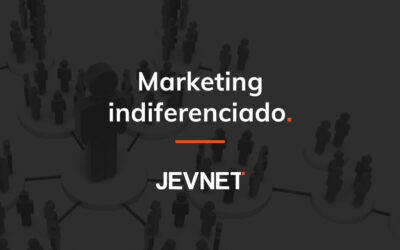Marketing indiferenciado