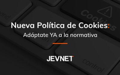 Nueva política de cookies 2020 y 2021