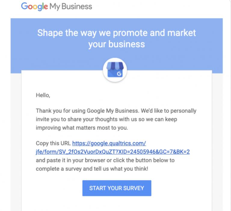 Google My Business precio