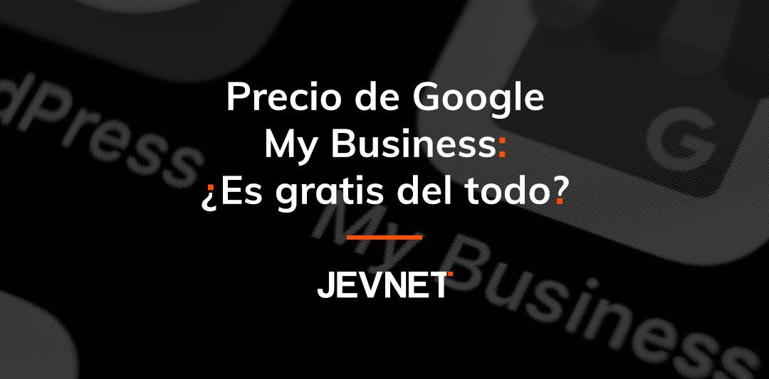Precio Google My Business