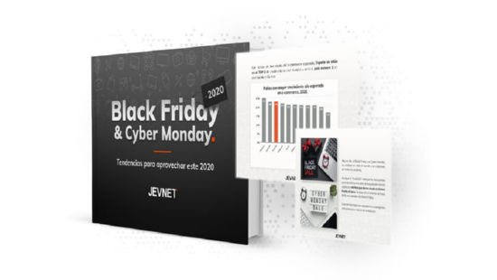 Tendencias para aprovechar al máximo Black Friday y Cyber Monday 2020.
