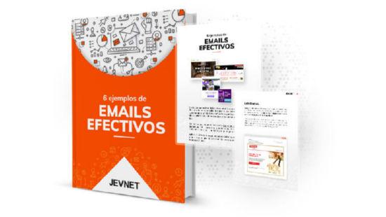 ¡Descubre 6 ejemplos de emails efectivos!