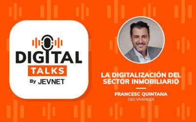 La digitalización del sector inmobiliario, por Francesc Quintana