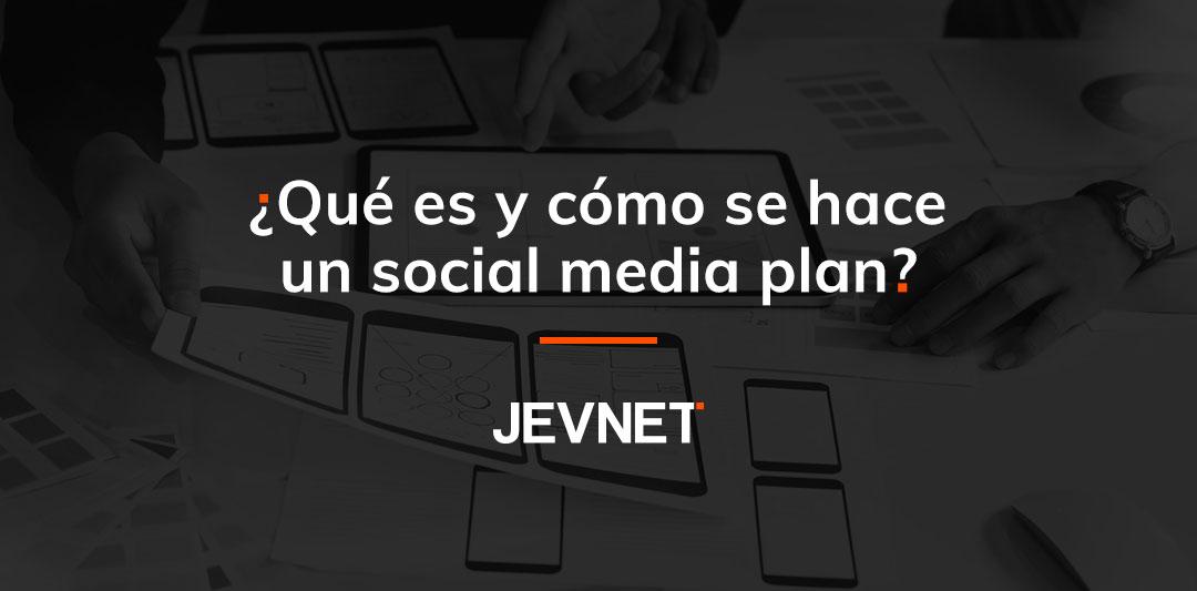 Qué es un social media plan