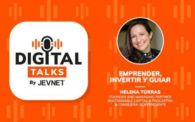Emprender, invertir y guiar con Helena Torras