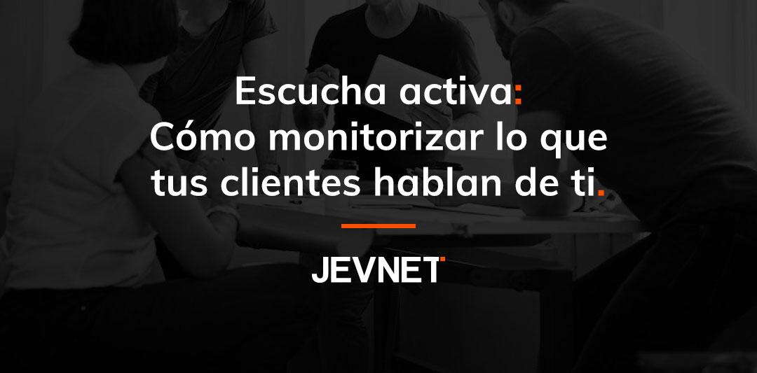 Escucha activa cómo monitorizar
