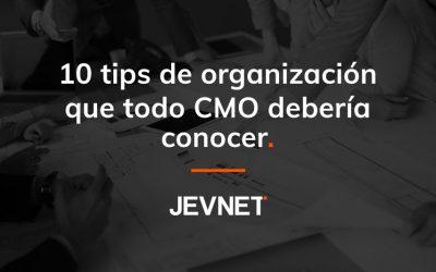 10 tips de organización que todo CMO debería conocer