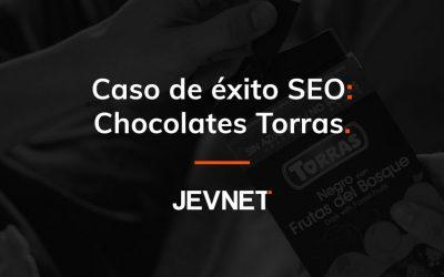 Caso de éxito SEO: Chocolates Torras