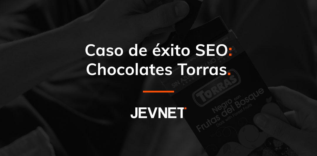 Caso de éxito Chocolates Torras