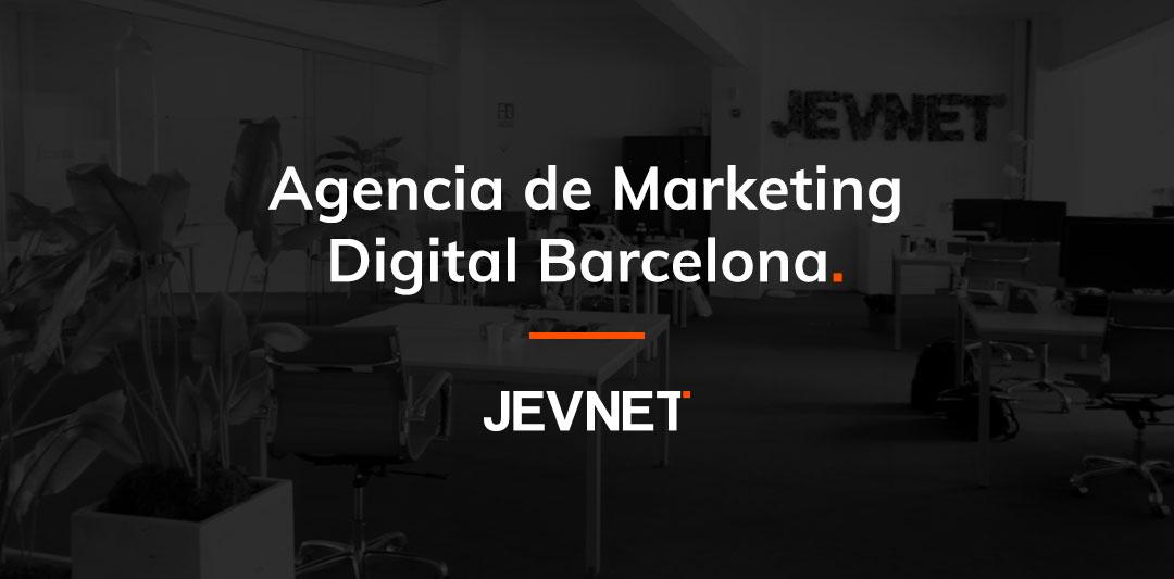 Agencia de marketing digital Barcelona